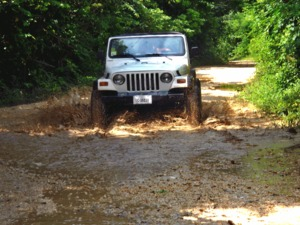 Belize Jeep Jungle Safari Excursion