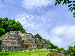 Belize Lamanai Mayan Ruins Excursion - The Crocodile City!