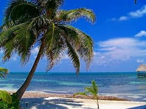 Belize Private Boat Goff's Caye Island Getaway and Snorkel Excursion