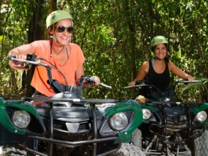 Belize Rainforest Jungle ATV Excursion