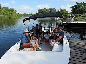Belize River Wallace Cruise and Burrell Boom Excursion