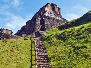 Belize Xunantunich Mayan Ruins and City Sightseeing Excursion