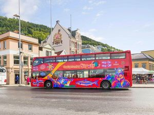 Bergen Hop On Hop Off City Sightseeing Bus Excursion