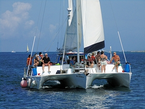 Best Cozumel Catamaran Sail and Snorkel Excursion