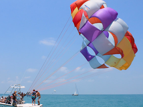 Key West Parasailing Tour Cost