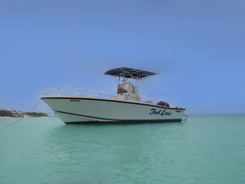 Bahamas Nassau powerboat charter Excursion Booking