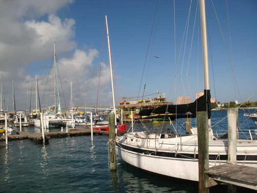 Nassau sail and snorkel Cruise Excursion Tickets