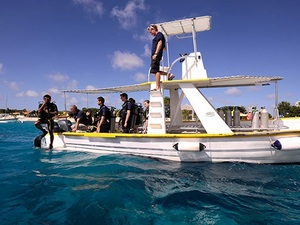 Bonaire 2 Tank Marine Park SCUBA Diving Excursion
