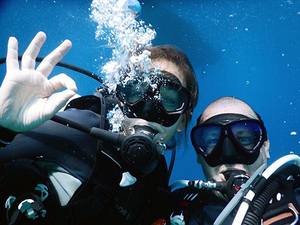 Bonaire Certified 2 Tank SCUBA Diving by Boat Excursion