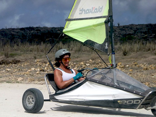 Bonaire Eco Sport Landsailing Excursion Cost