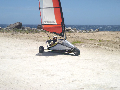 Bonaire Leeward Antilles Adrenaline Landsailing Trip Reviews