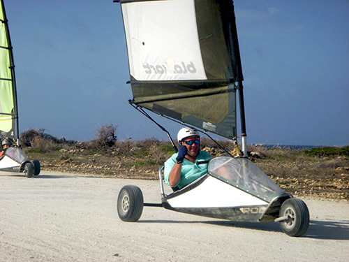 Bonaire All Ages Landsailing Cruise Excursion Cost