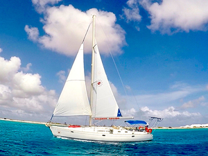 Bonaire Private Sailing Charter Excursion