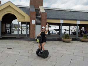 Boston Segway Highlights Excursion