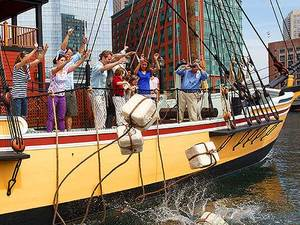 Boston Tea Party Ship and Museum Excursion