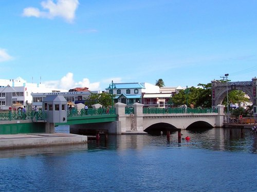 Barbados Bridgetown walking Trip Booking