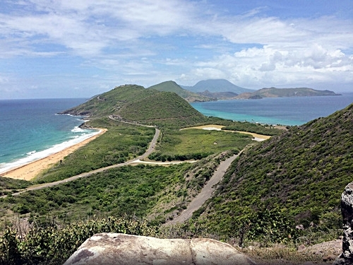 St. Kitts Basseterre Brimstone beach Cruise Excursion Cost