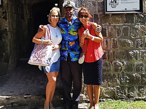 St. Kitts Basseterre sightseeing and beach Shore Excursion Booking