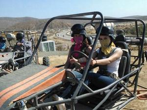 Cabo San Lucas All Terrain Dune Buggy and Beach Excursion