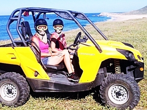 Cabo San Lucas Desert and Beach Off-Road Adventure Excursion