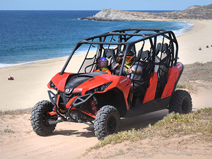 Cabo San Lucas Desert Off-Road Buggy and Horseback Riding Excursion