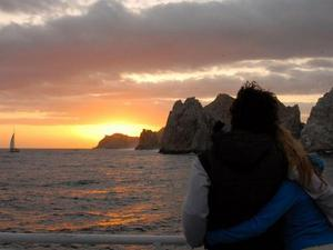 Cabo San Lucas Lands End Sunset Cruise with Buffet and Open Bar Excursion