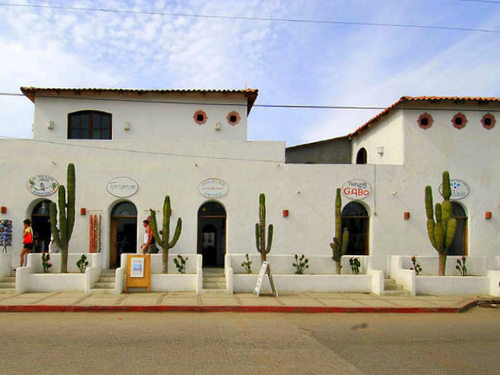 Cabo San Lucas  Mexico traditional colonial architecture Shore Excursion Cost
