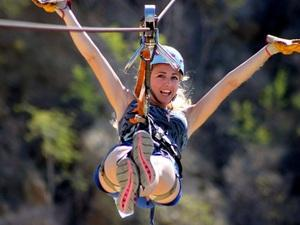 Cabo San Lucas Monster Canyon Canopy Zipline Excursion