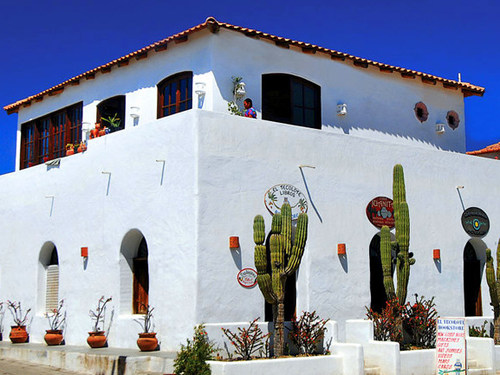 Cabo San Lucas traditional colonial architecture Excursion Cost