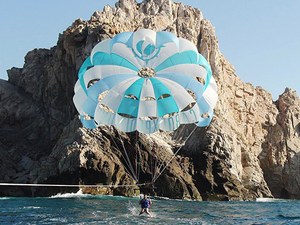 Cabo San Lucas Parasailing Adventure Excursion