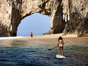 Cabo San Lucas Stand Up Paddle and Guided Snorkel Excursion