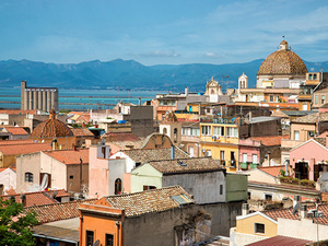 Cagliari Half Day City Sightseeing Excursion
