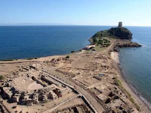 Cagliari Private Nora Phoenician Ruins Excursion