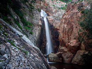 Cagliari Sa Spendula Waterfalls Excursion
