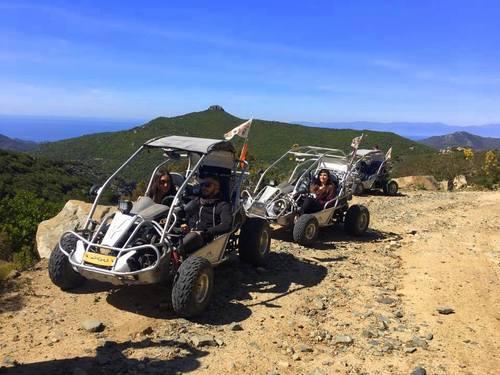 Cagliary Off-Road Dune Buggy Excursion - Cagliari Excursions