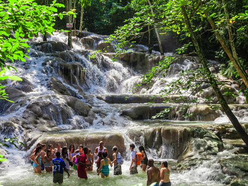 Montego Bay White River tubing Tour Reservations