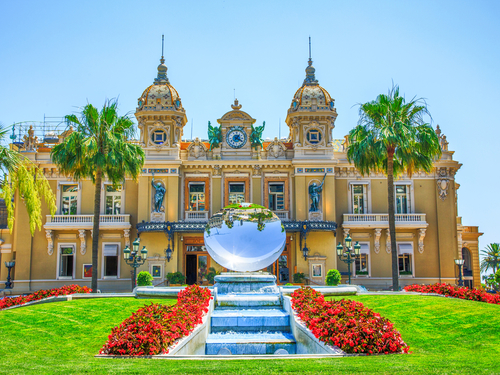 Monaco Antibes Trip Booking