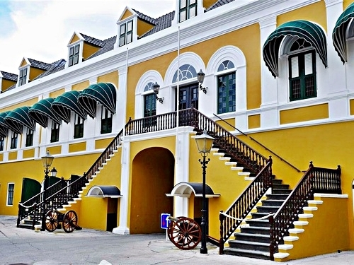 Curacao city sightseeing Shore Excursion Tickets