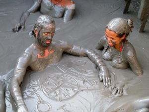 Cartagena Colombia Totumo Volcano and Organic Mud Bath Private Excursion