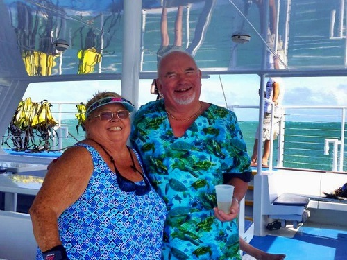 Key West  Florida sail and snorkel Shore Excursion Reviews