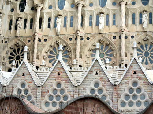 Barcelona Spain Sacred Family Shore Excursion Reservations