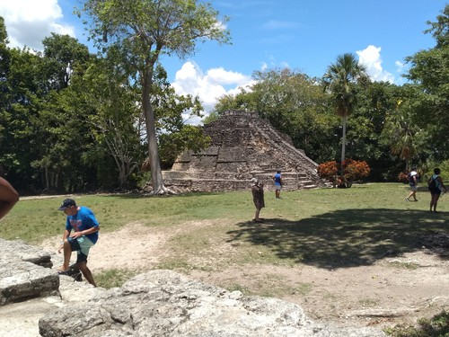 Costa Maya Chacchoben Mayan Ruins Tour Reviews