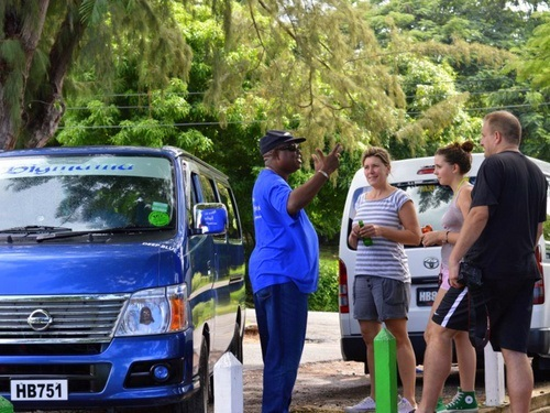 Dominica Roseau Ti Tou Shore Excursion Cost