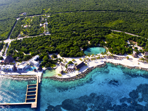 Cozumel Mexico chankanaab park Excursion Booking