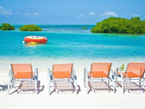 Belize private island Tour