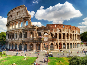 Civitavecchia Private Rome and Colosseum Sightseeing Excursion