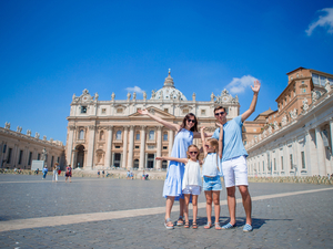 Civitavecchia Vatican, St. Peter's Basilica and Sistine Chapel with Private Guide Excursion