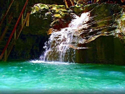 Puerto Plata waterfalls Trip Reservations