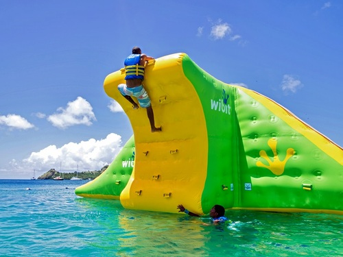 St. Lucia Splash Island Trip Reviews