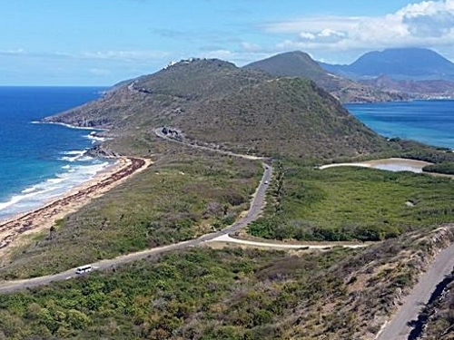 Basseterre east west sightseeing Shore Excursion Tour